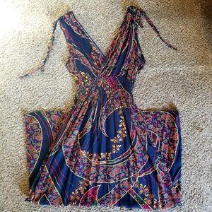 Stunningly Bold Summer Dress